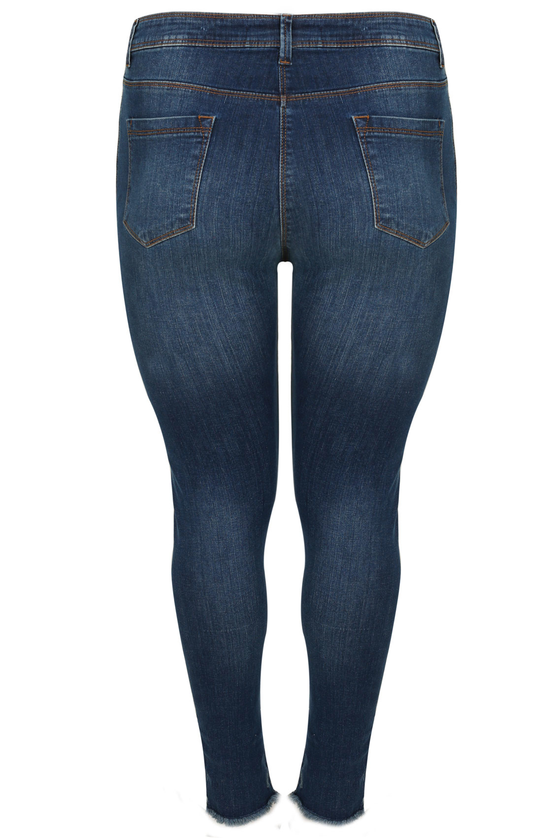 limited collection mittelblaue skinny jeans mit. Black Bedroom Furniture Sets. Home Design Ideas
