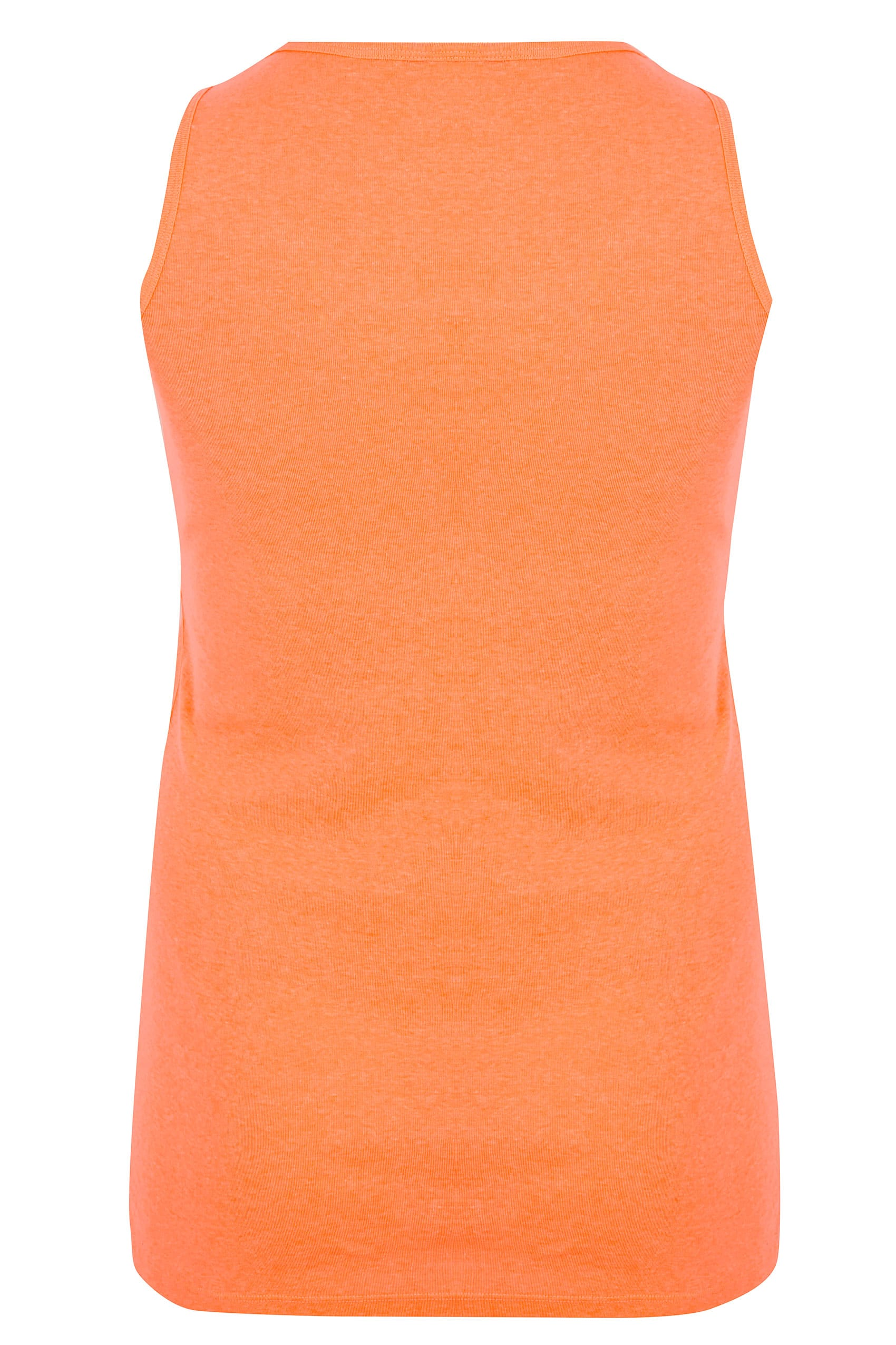 f2d7dd7c0 Neon Orange Vest Top