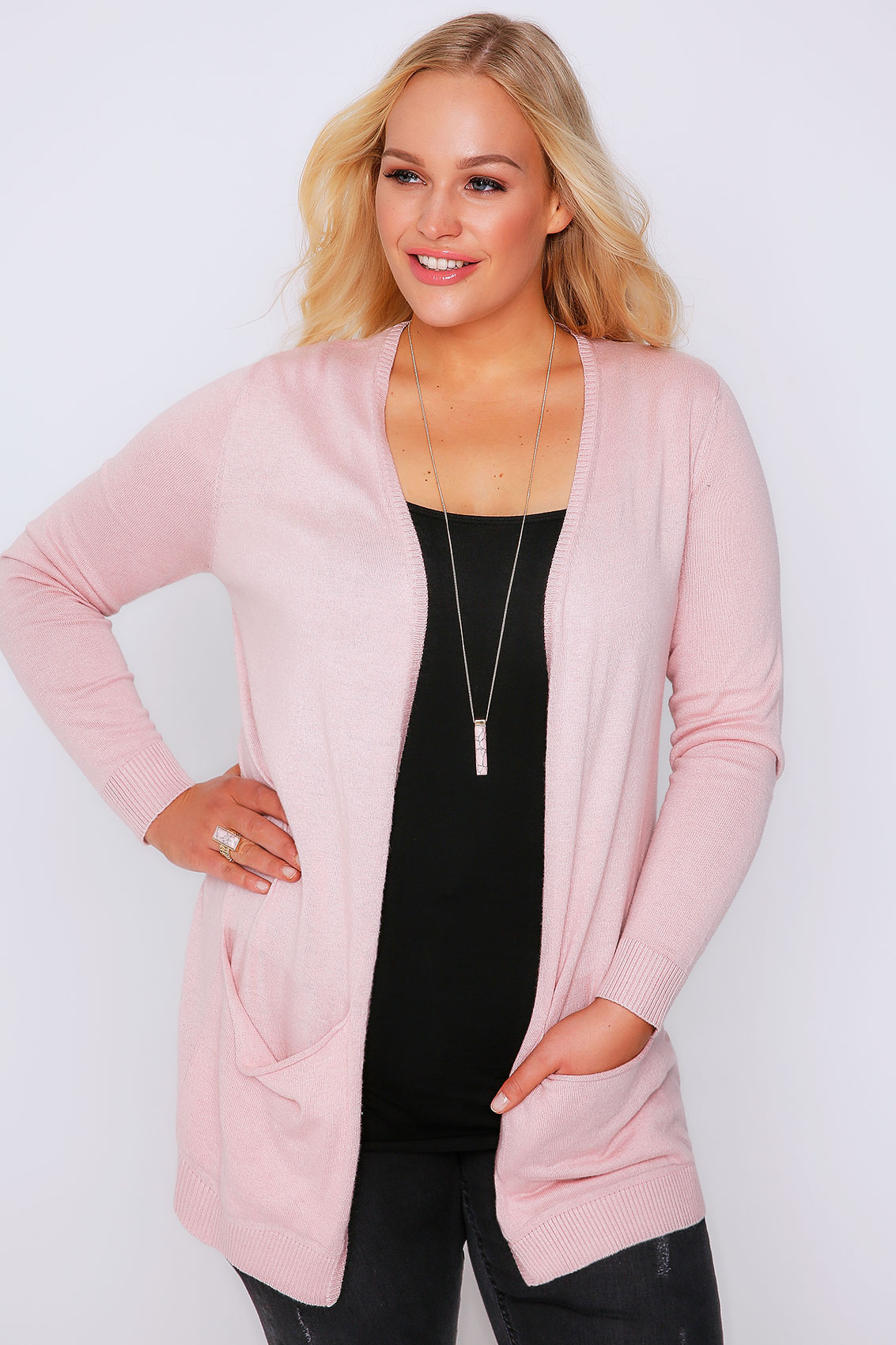 Light pink crew neck cardigan Save. £ More colour options. Nine by Savannah Miller Dark pink pointelle jumper Save. Was £ Now £ Oasis Pale pink 'Alexa' perfect crew neck jumper Save. £ Phase Eight Pink bettine balloon sleeve knit top Save. Was £