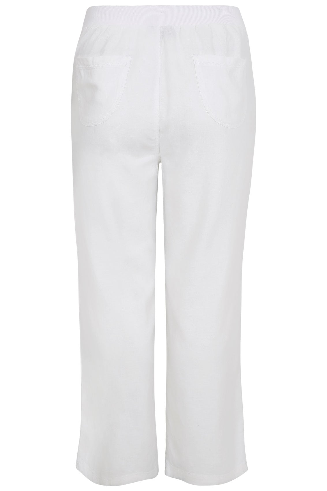 Wide Leg Pants Women White Cotton Linen pants Long Casual Drawstring harem Trousers Loose summer pantalon. White Pants – Wide Leg Pants Cotton Linen Casual Wear: Soul of the Orient Collection. Wide-Leg Linen Pants. Gallery. Women's Eileen Fisher Wide Leg Organic Linen Pants, Size Small – White.