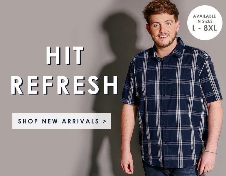 Shop New in Men's Clothing >