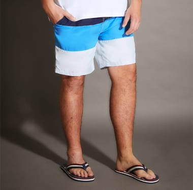 Shop Swim Shorts >