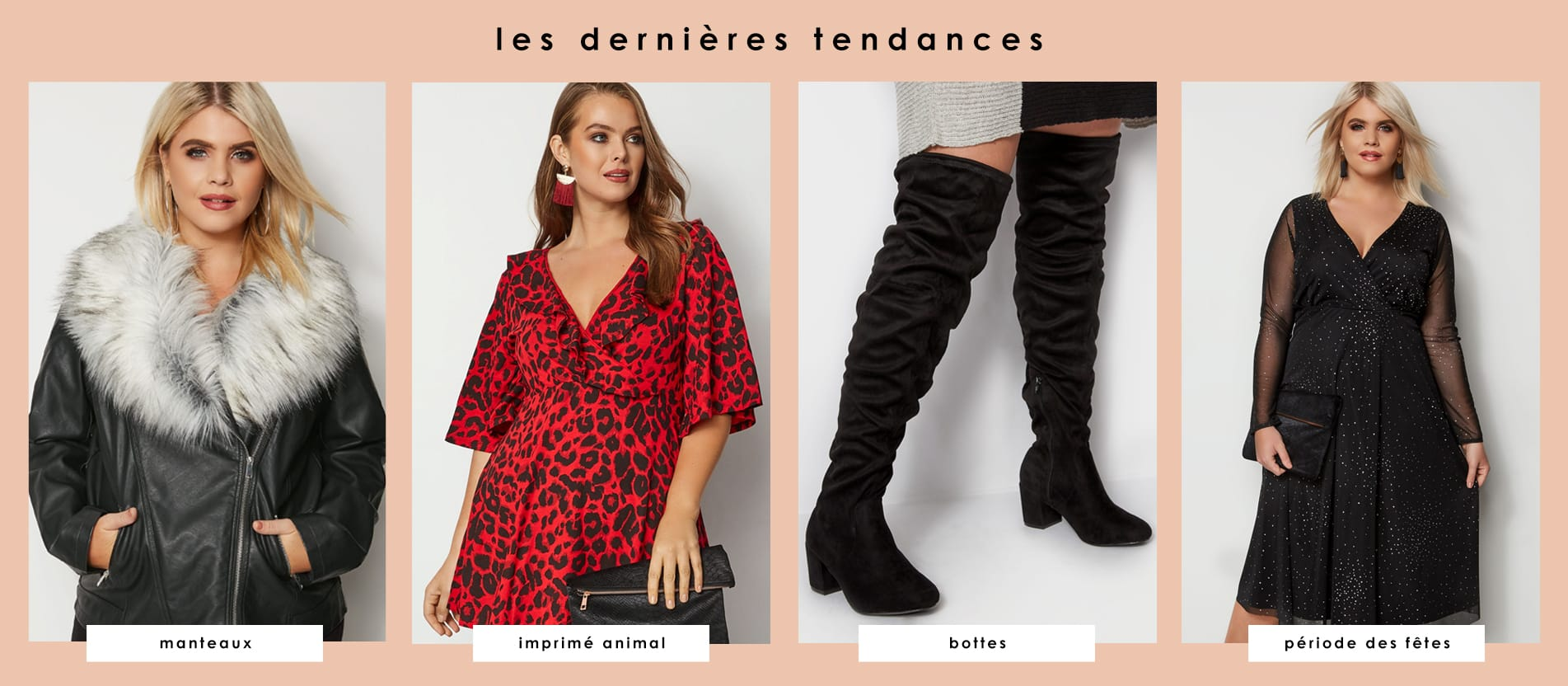Tops-Looks d'automne-Imprimé Animal-Jeans