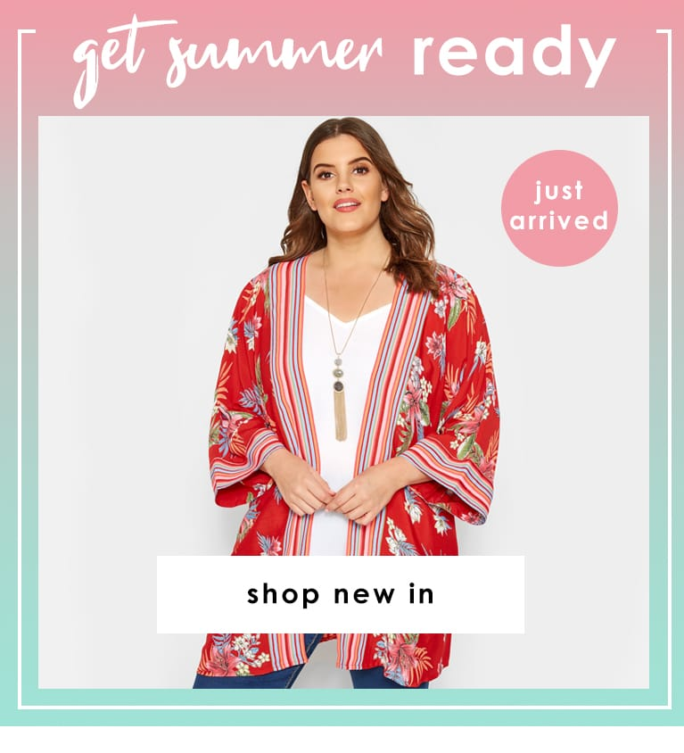 5136295f4fd19 Plus Size Clothing | Women's Plus Size Fashion | Yours Clothing