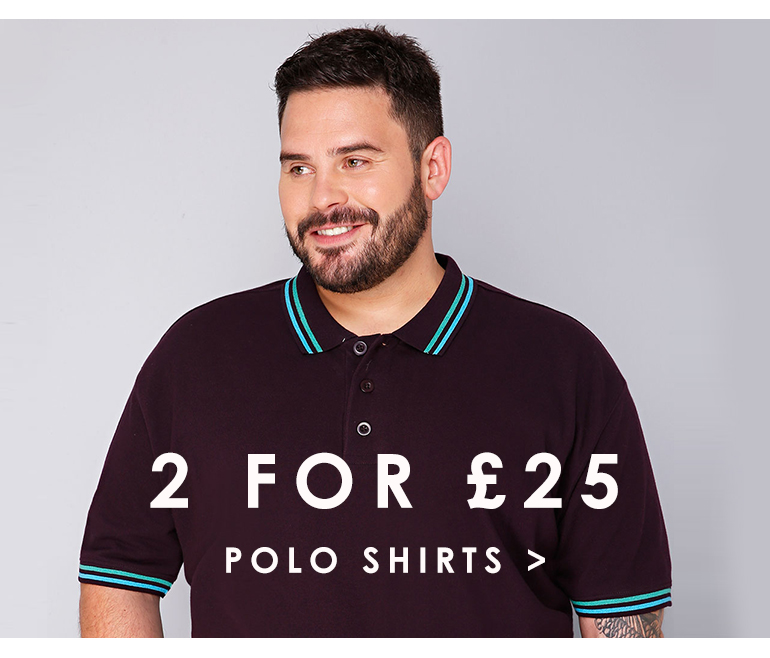 BR Offers Page - 2 for 30 polo tops