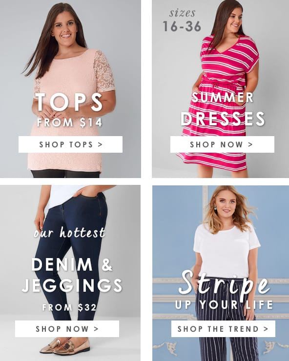 Shop What's Hot >