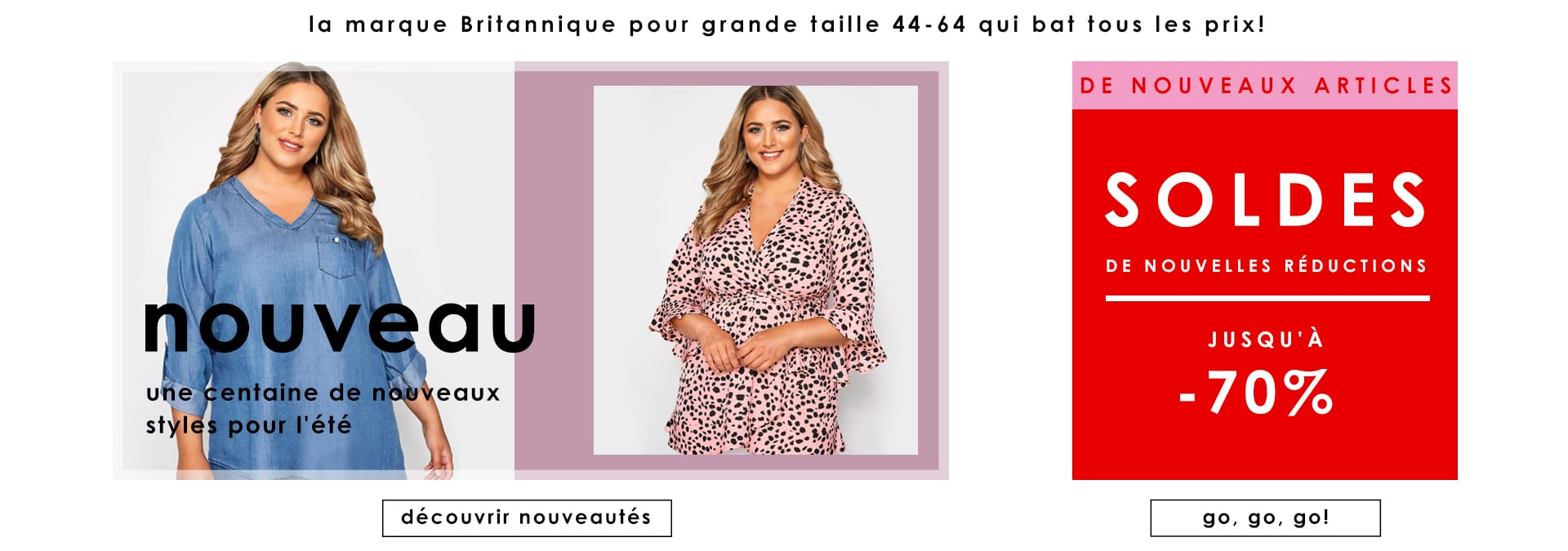 Vêtements Taille Ronde Yours Clothing Grande FemmeMode DIWHYE29