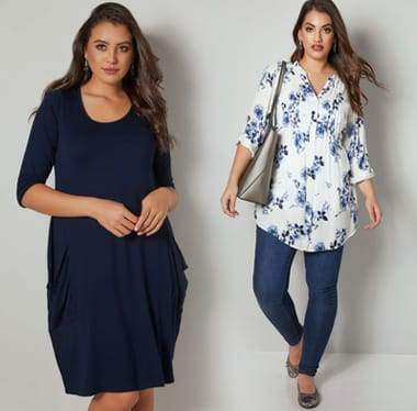 Shop Plus Size Outfits >