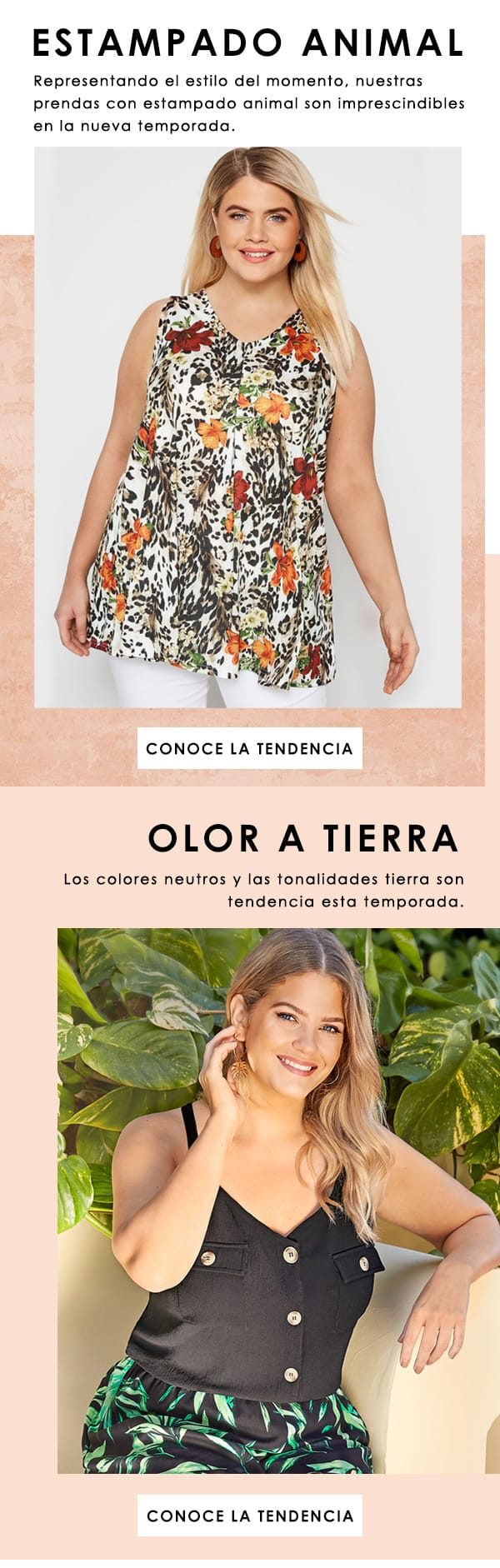 Estampado animal, Olor a tierra