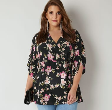 Shop Plus Size Tops >