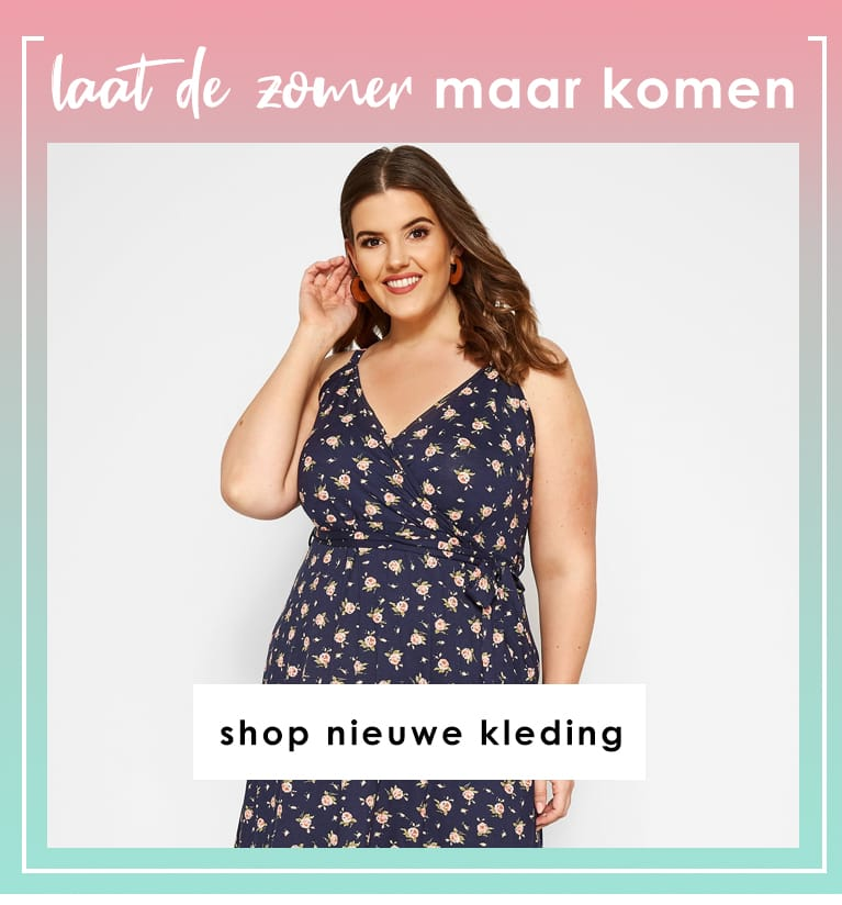 Kleding Internet.Grote Maten Mode Plus Size Kleding In Maten 44 64 Yours Clothing