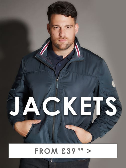 Shop Men's Jackets >