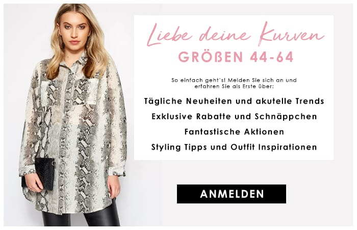 Grosse Grossen Damenmode Plus Size Mode Fur Mollige Yours Clothing