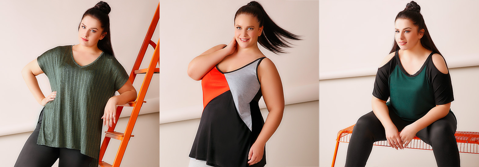 Athleisure Plus Size