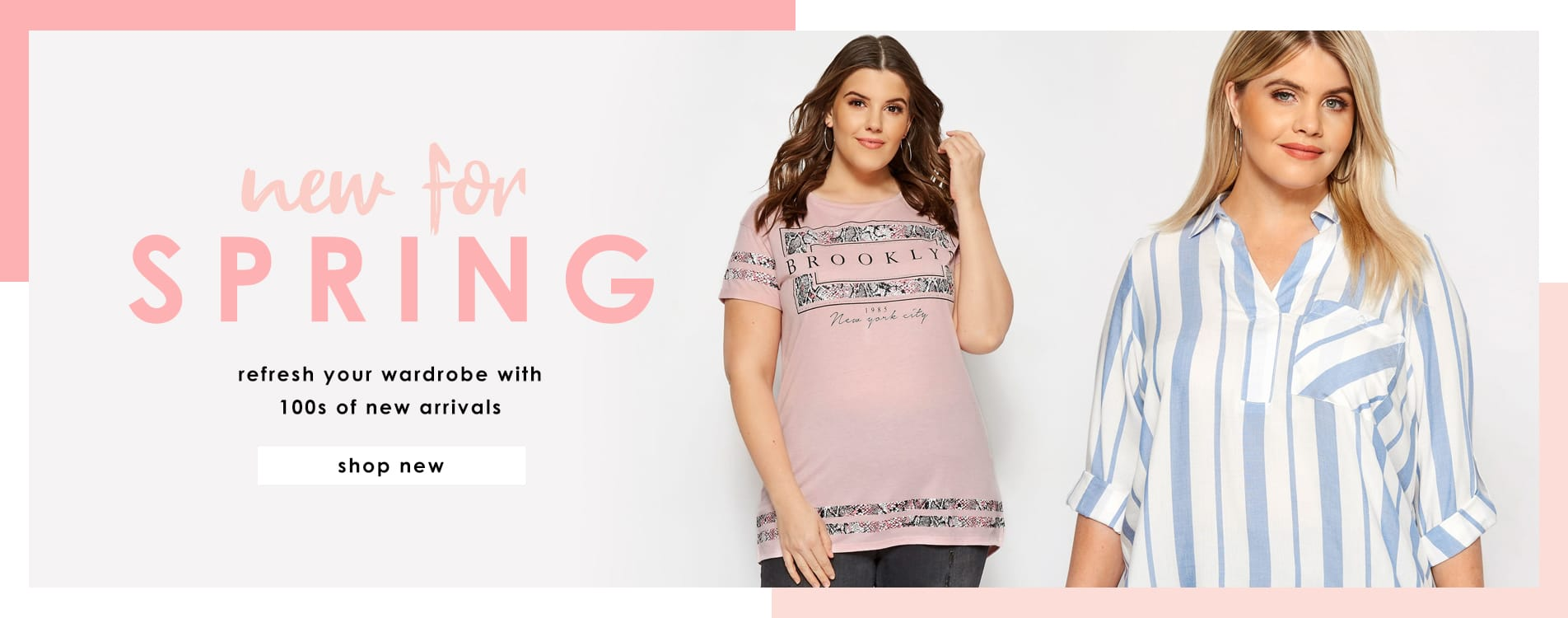 New In Plus Size clothing >