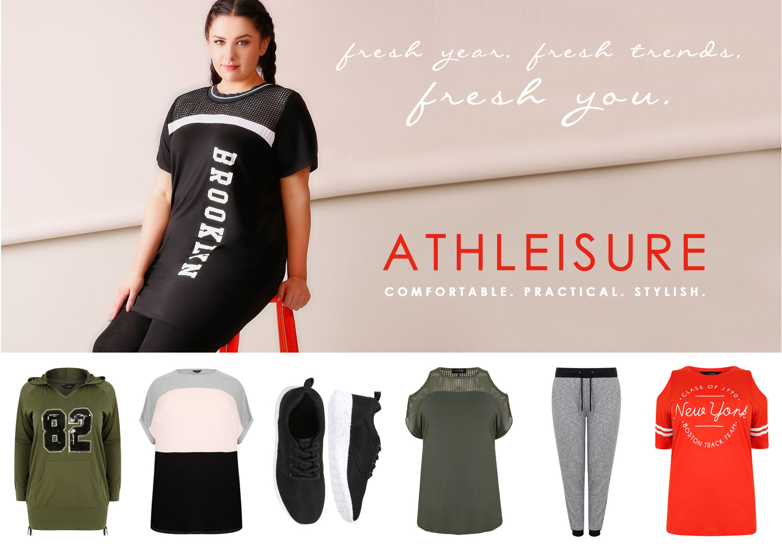 Shop Athleisure >