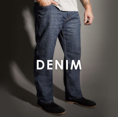 Shop Men's Denim >