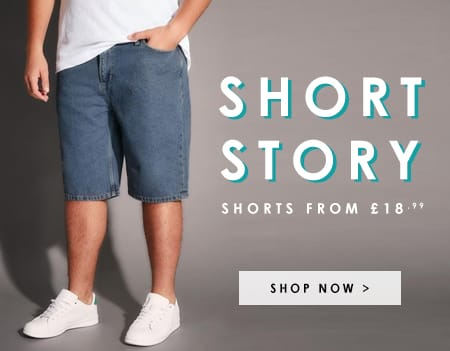 Shorts in sizes L-8XL